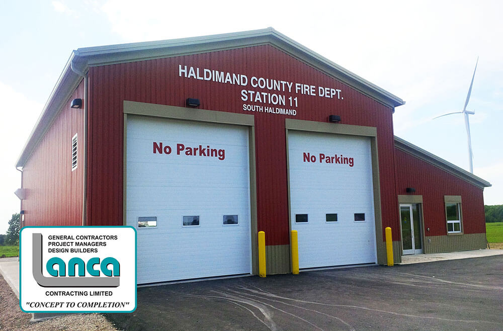 Haldimand County Fire Department South Cayuga Station